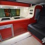 VW Transporter T5 T6 Camper Conversion - Infinity 2 Interior