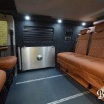 VW Transporter T5 T6 Camper Conversion - Multi-van Interior