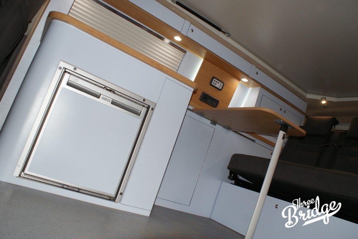 VW Transporter T5 T6 Camper Conversion - Bespoke Interior