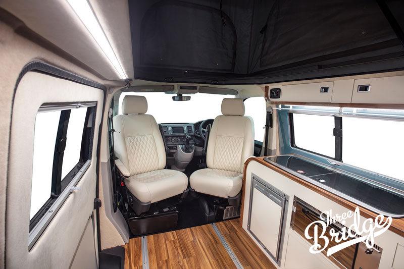 VW Transporter T6 Camper Conversion