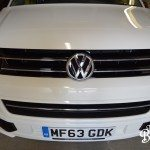 VW Transporter T5 T6 Camper Conversion - Paintwork