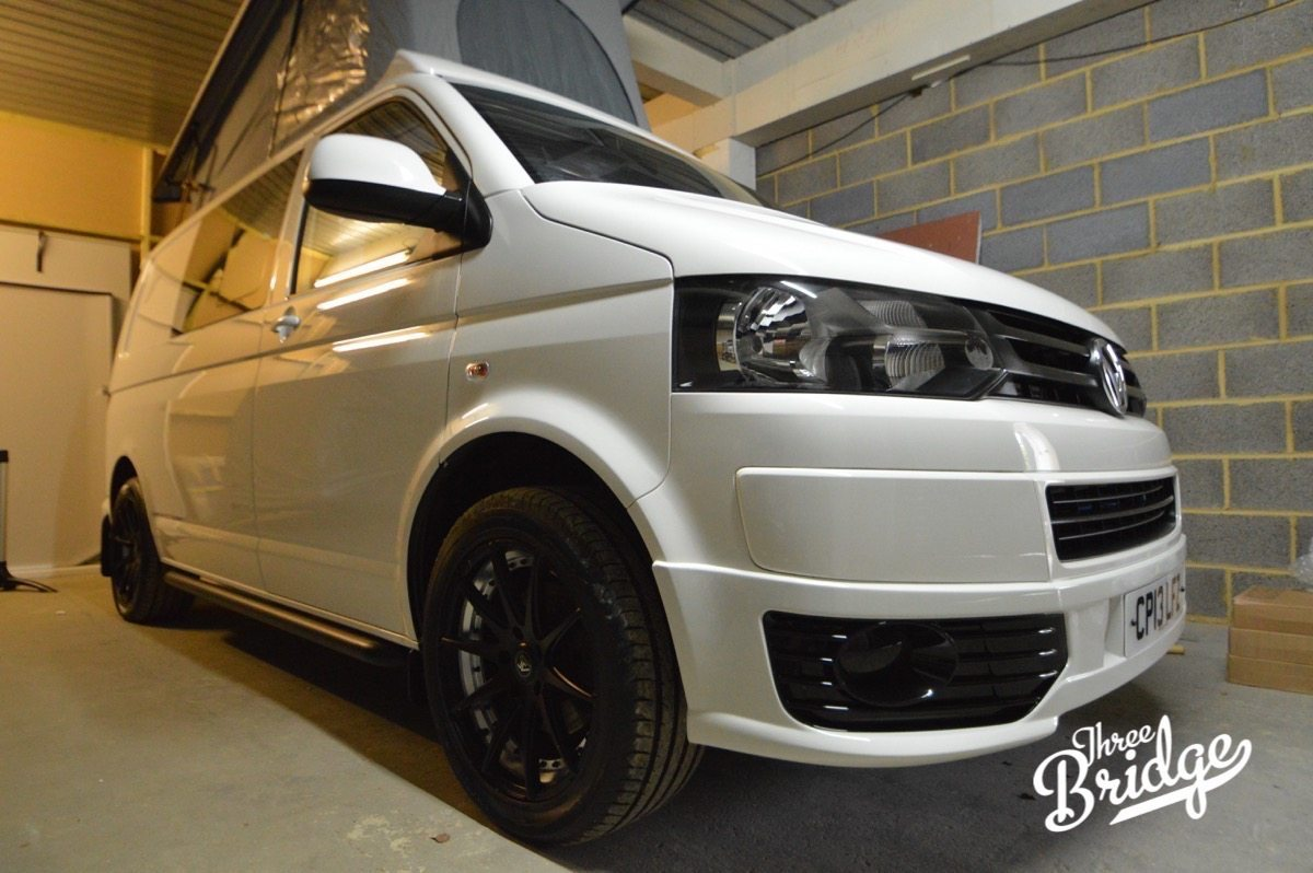 VW Transporter T5 T6 Camper Conversion - Styling
