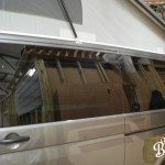 VW Transporter T5 T6 Camper Conversion - Window Fitting