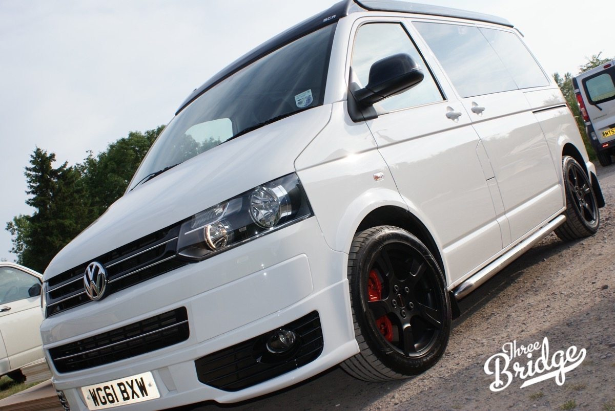VW Transporter T5 T6 Camper Conversion - Styling & Suspension