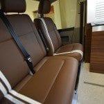 VW Transporter T5 T6 Camper Conversion - Tourer Interior