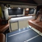 VW Transporter T5 T6 Camper Conversion - Infinity Low-Line Interior