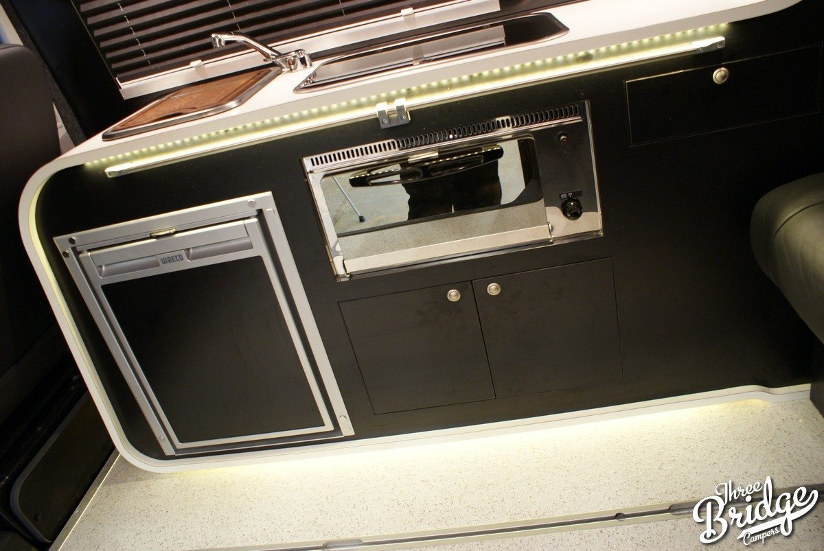 VW Transporter T5 T6 Camper Conversion - Infinity 2 Interior