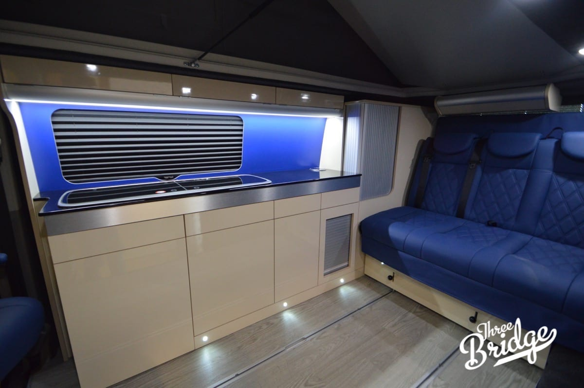 Tourer Range - Van Interior