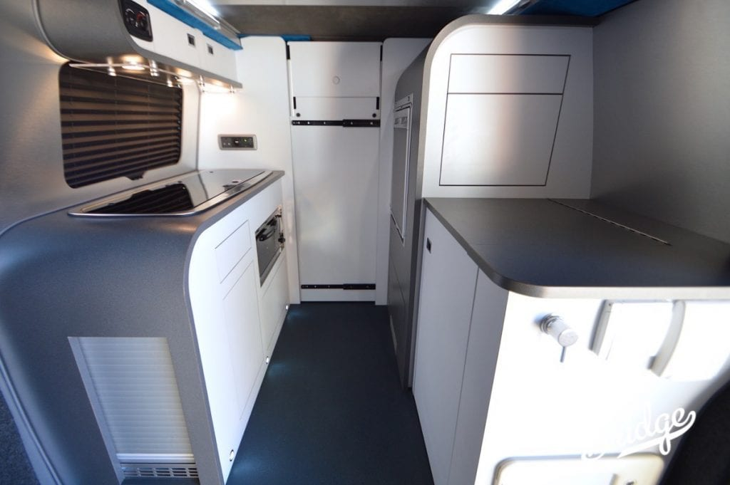 INFINITY TREK LWB Camper Conversion VW T5 T6