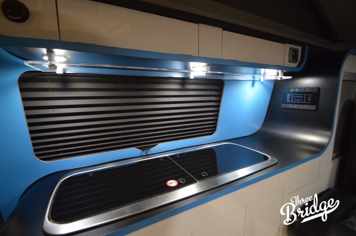 INFINITY SWB Camper Conversion VW T5 T6