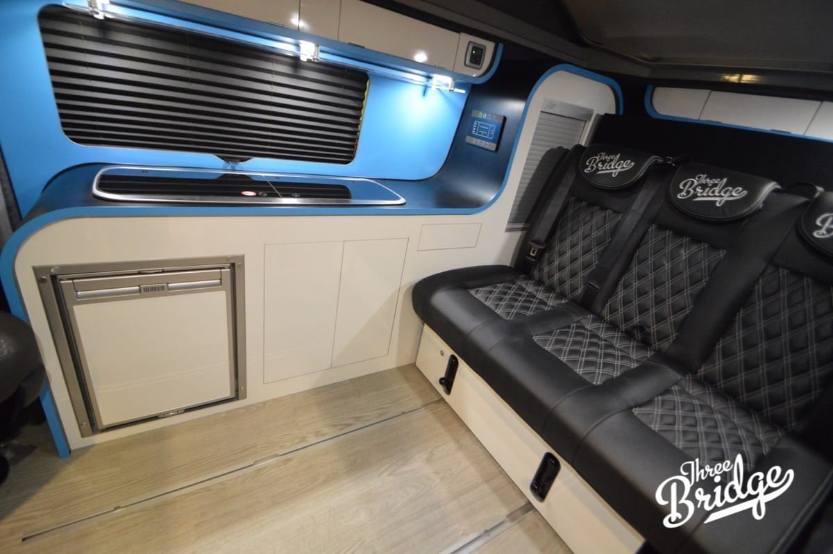 Vw Camper Conversions Professional Volkswagen Transporter Campervan Conversion Uk